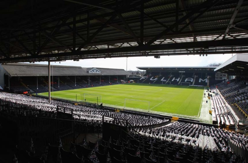 Fulham v West Bromwich Albion - Premier League