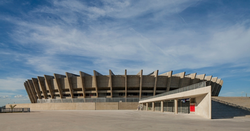 new mineirão stadium