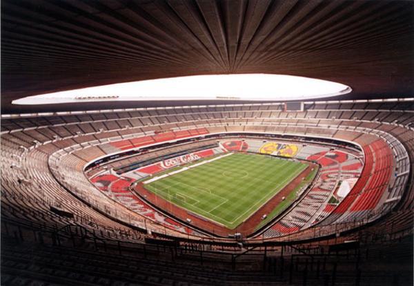 Estadio Azteca Capacidad Estadio Azteca 6