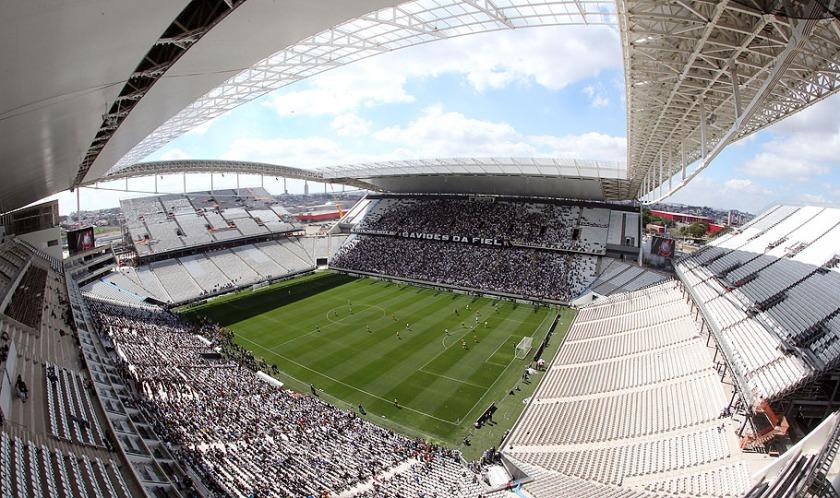 Jogo teste Corinthians x Corinthians