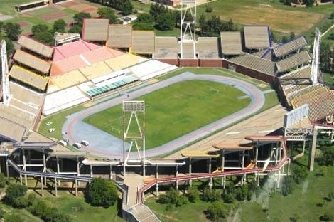 Mmabatho-Stadium