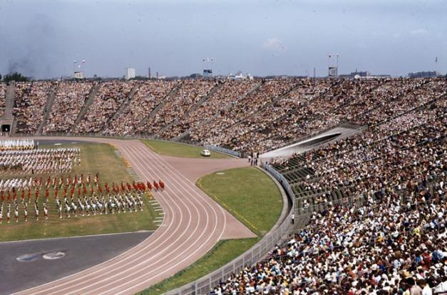 1973. Warszawa. Stadion Dziesiêciolecia. ADM/KAW - Kaczyñski