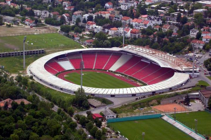 Fk_Red_Star_stadium