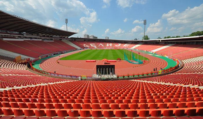 StadionCrvenaZvezdaMarakana