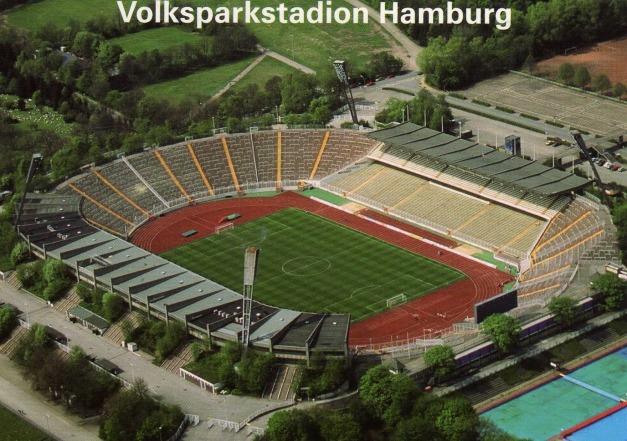 Hamburg, Volksparkstadion 2