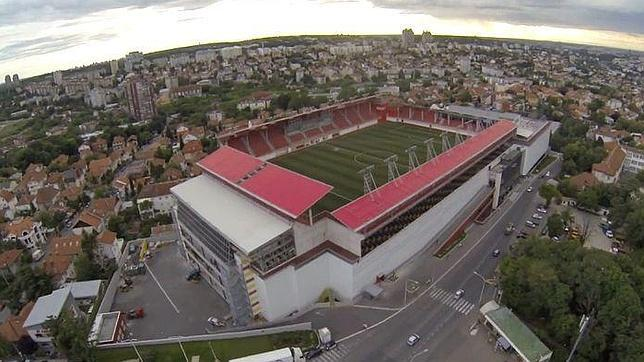 Voždovac-Stadium