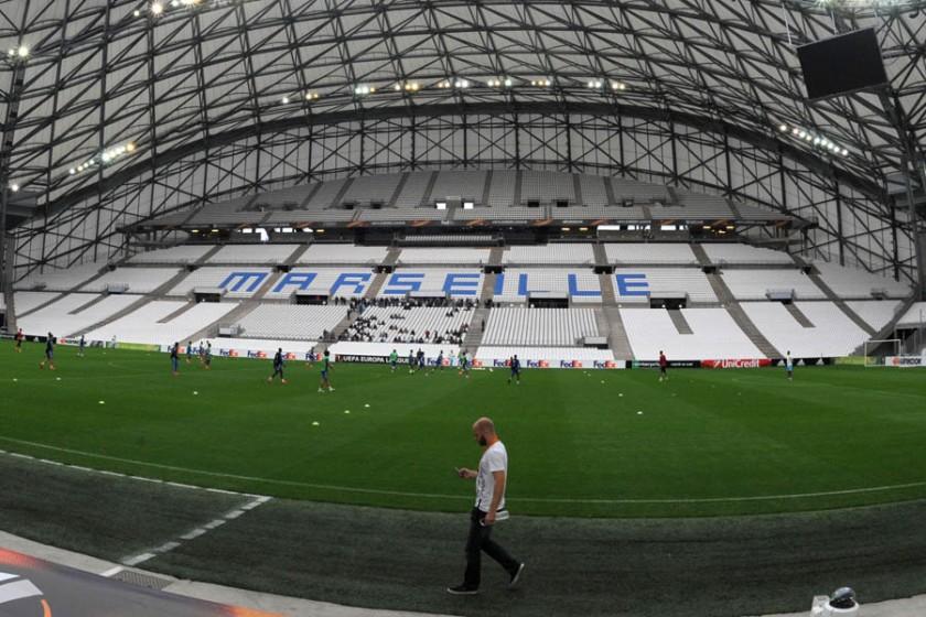 Olympique de Marseille Trenink