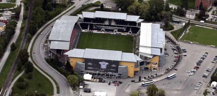 lerkendal-stadium-aerial
