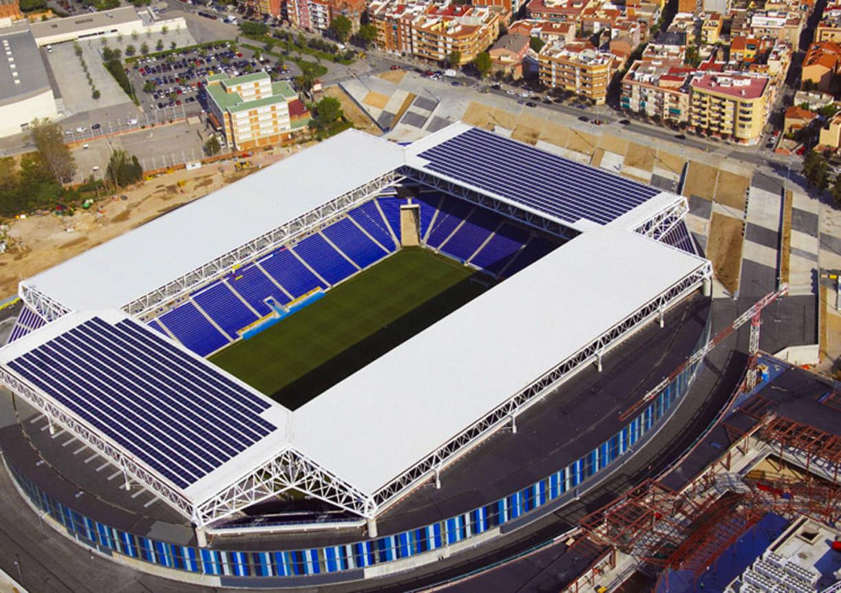 precio favorable baratas para descuento seleccione para genuino RCDE Stadium – Cornella – El Prat | Templos del fútbol