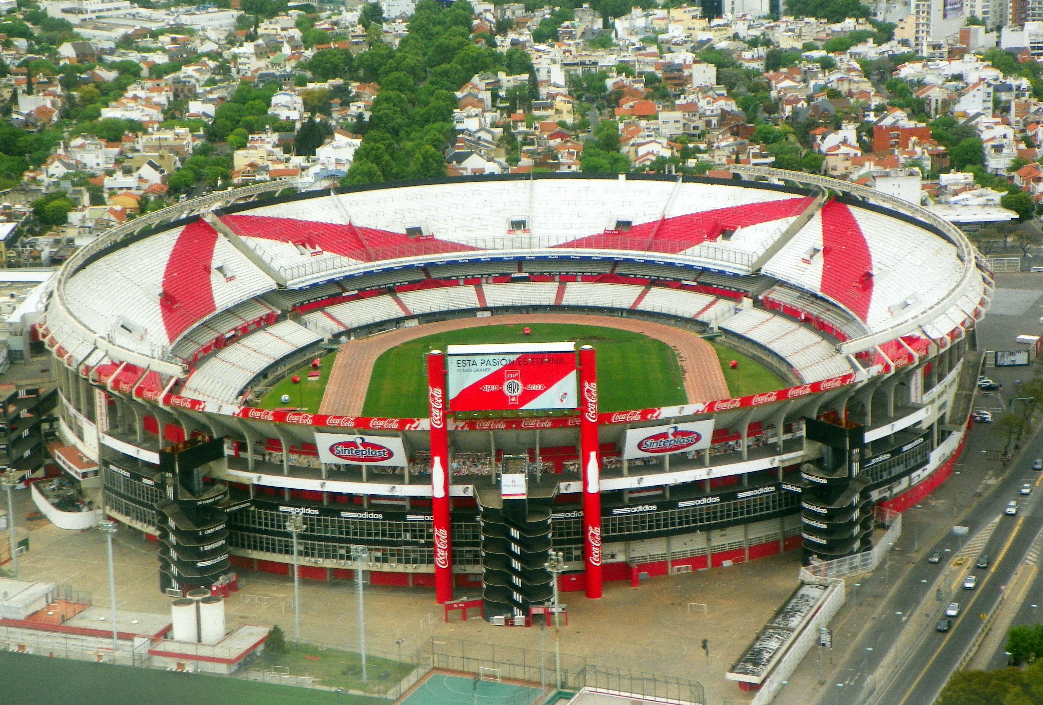 Estadio Monumental – Buenos Aires | Templos del fútbol