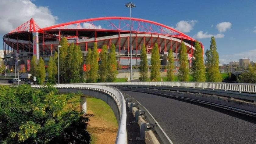 Estádio Da Luz Exterior AMC (19)