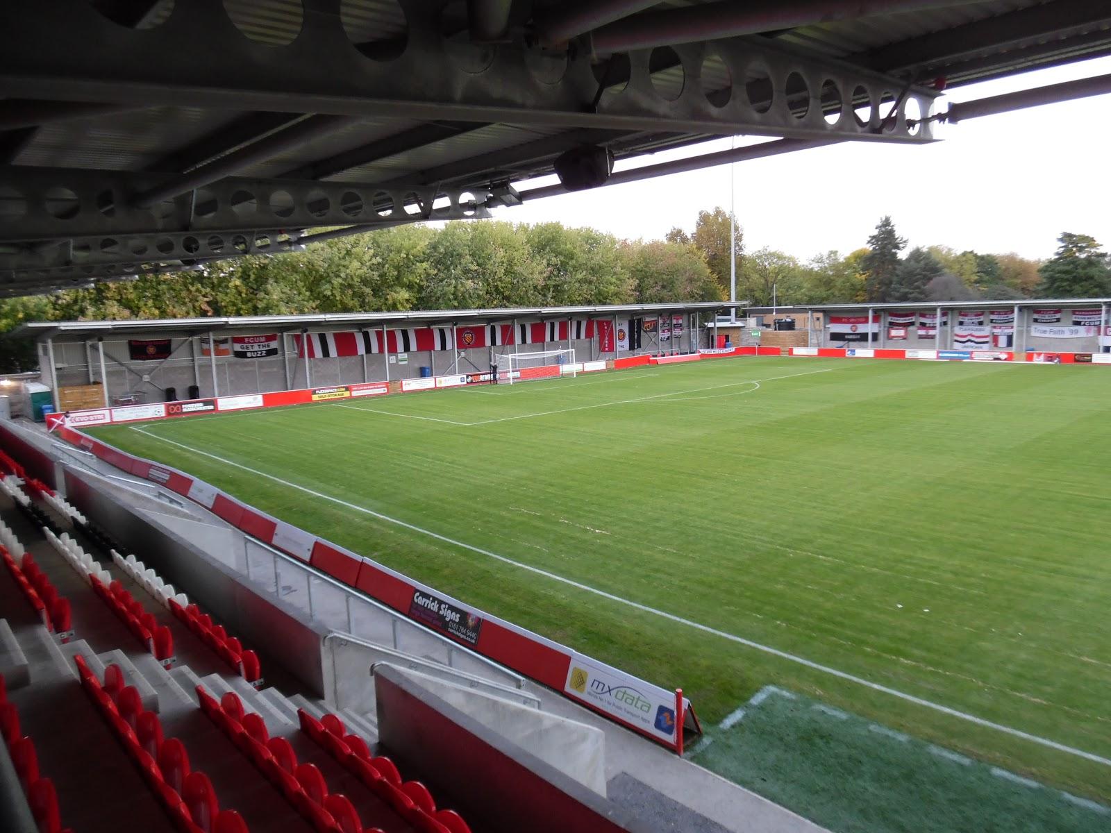 FA Cup- Bognor & FCUM 051