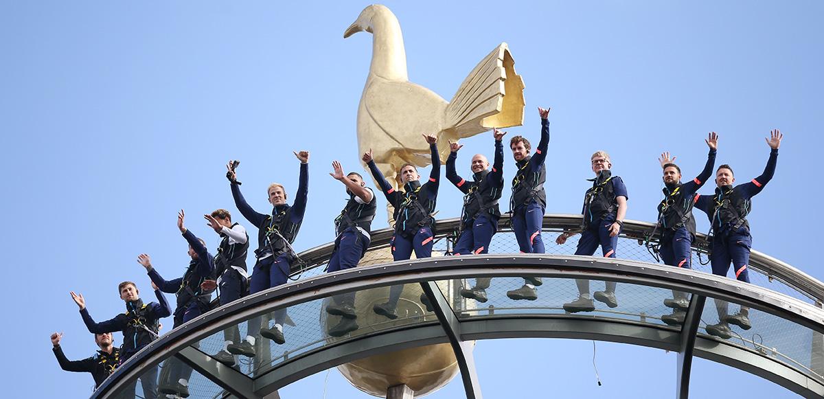 Tottenham Hotspur Skywalk: First Team